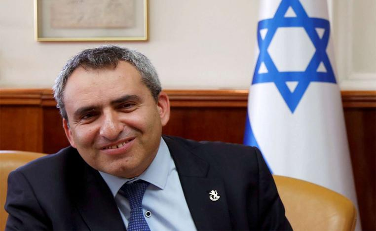 Minister for Jerusalem Affairs Zeev Elkin