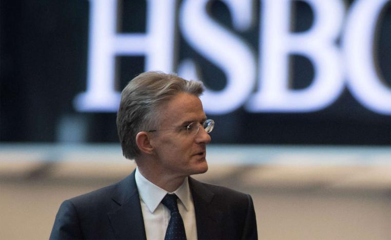 John Flint, the chief executive of Europe's biggest bank HSBC