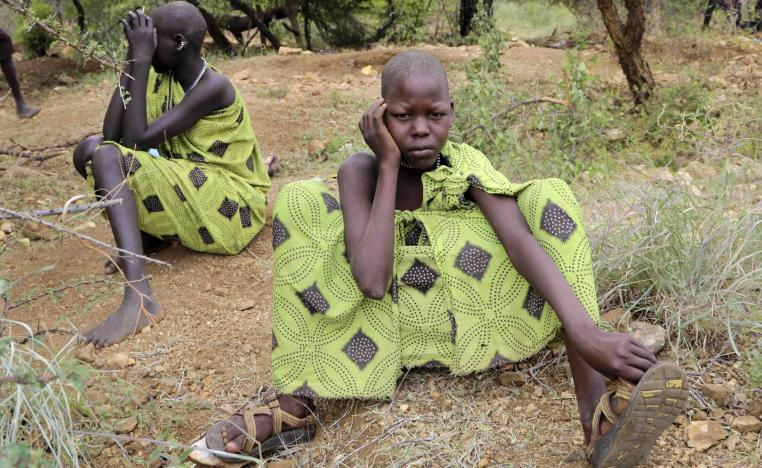 Other young people were forced to become child soldiers, according to a report by the UN Mission in South Sudan