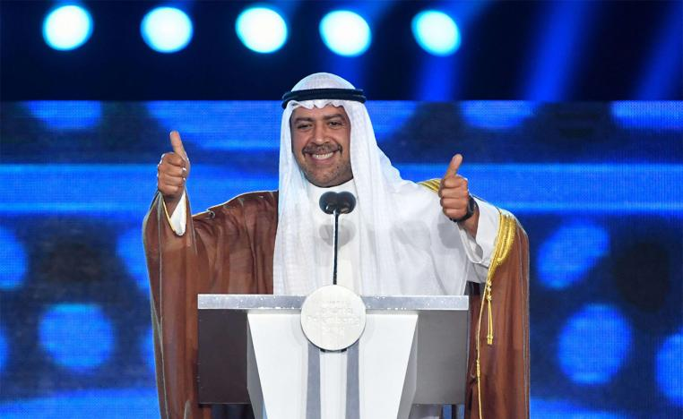 Sheikh Ahmad al-Fahad al-Sabah is one of the most influential figures in international sport