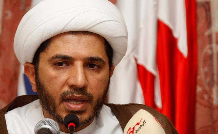 Sheikh Ali Salman, opposition party leader of Al Wefaq
