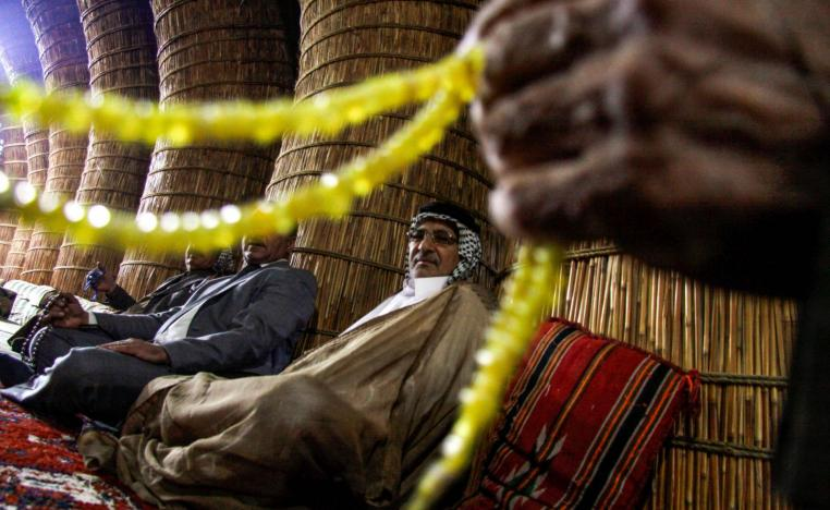 In Iraq, a country of 39 million people, clan origin and family name can carry weight in securing a job, finding romance, and gathering political support.