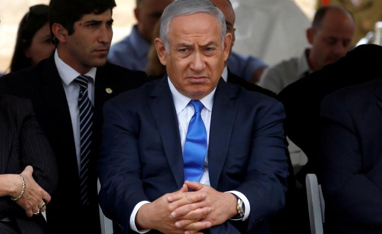 "Netanyahu's political popularity is due to his reputation as Israel's ""Mr. Security""."