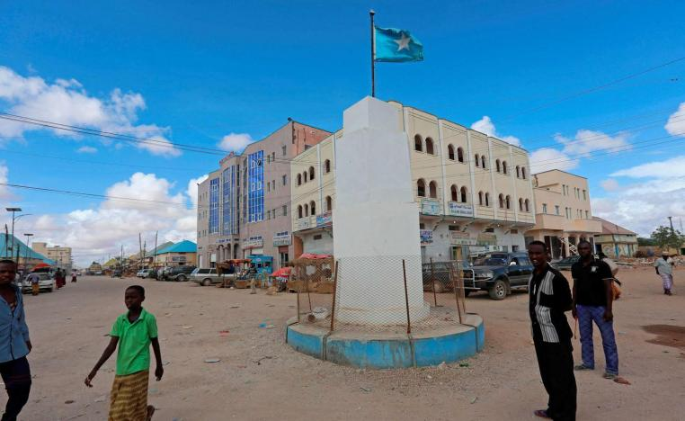 Galkayo residents say the centre hosts mostly youths who play music and dance