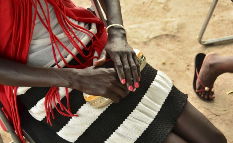 More than 50 percent of South Sudanese girls are wed before their 18th birthday.