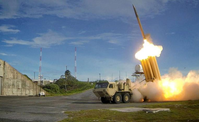 The THAAD deal had been under discussion since December 2016