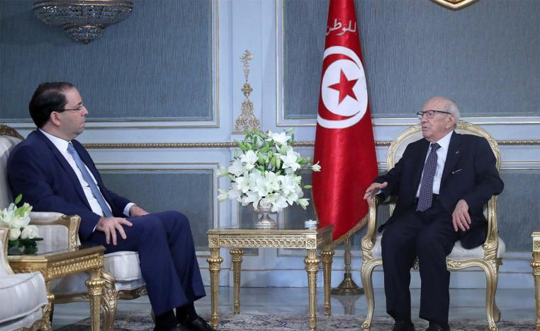 Essebsi had been informed too late about the cabinet reshuffle