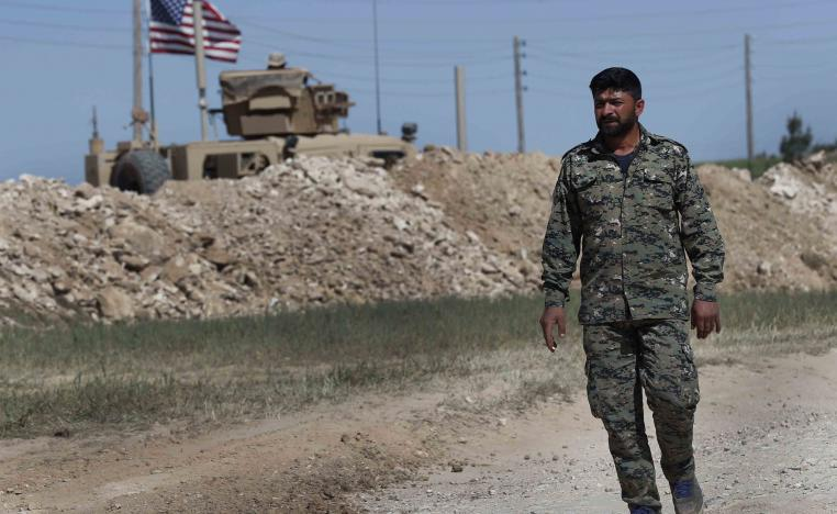 The YPG has worked closely with the United States in the fight against IS jihadists in Syria