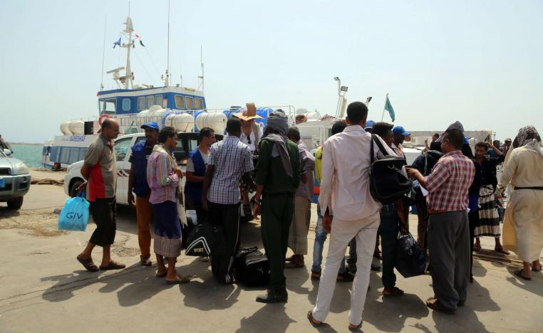 IOM estimated that around 92 percent of the migrants who have entered Yemen this year are Ethiopian, while the rest are from Somalia.