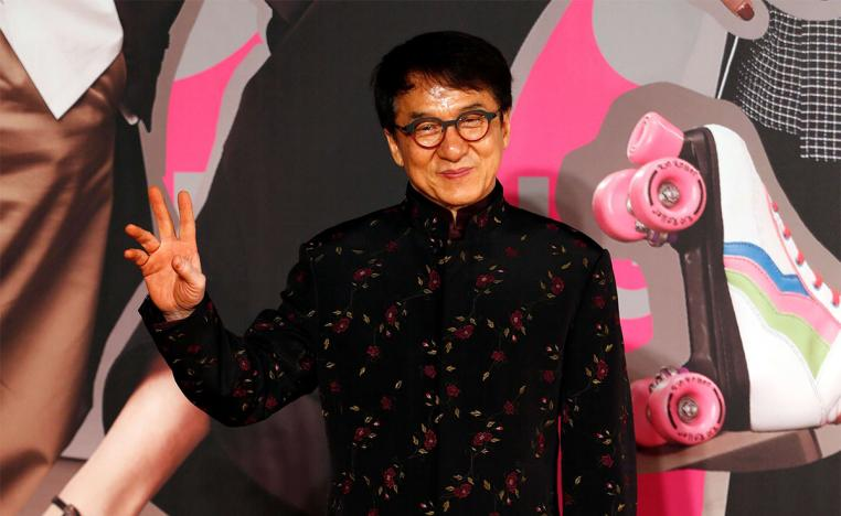 Jackie Chan's sex scene caused a shock and awe in Iran