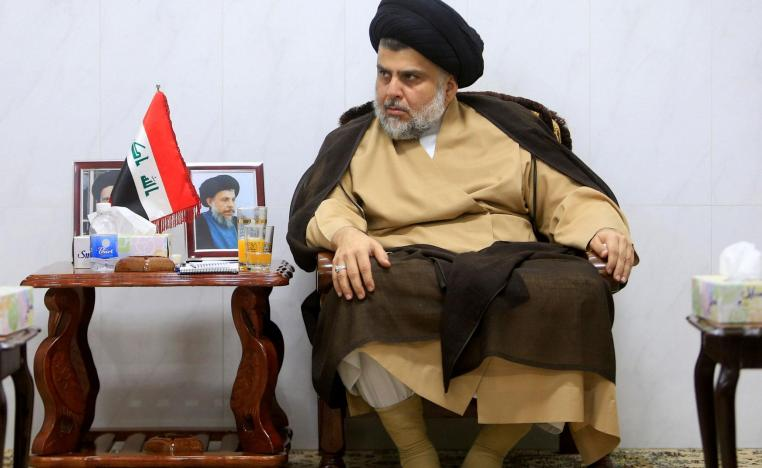 Whether Sadr's walk-out is imminent or not, the confrontation is paralysing efforts to rebuild a country wrecked by its war with IS