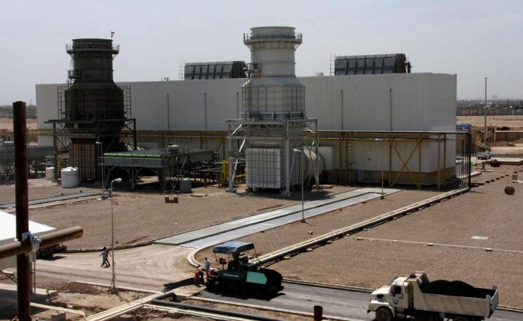 To cope with the shortages, Iraq pipes in up to 28 million cubic metres of Iranian gas a day for power generation
