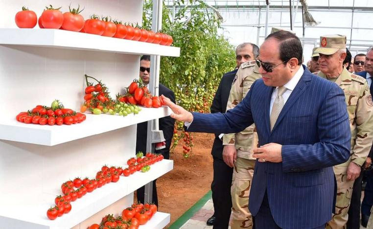 "A month earlier, Sisi made similar remarks criticising overweight students saying their bodies should be ""well-sculpted""."