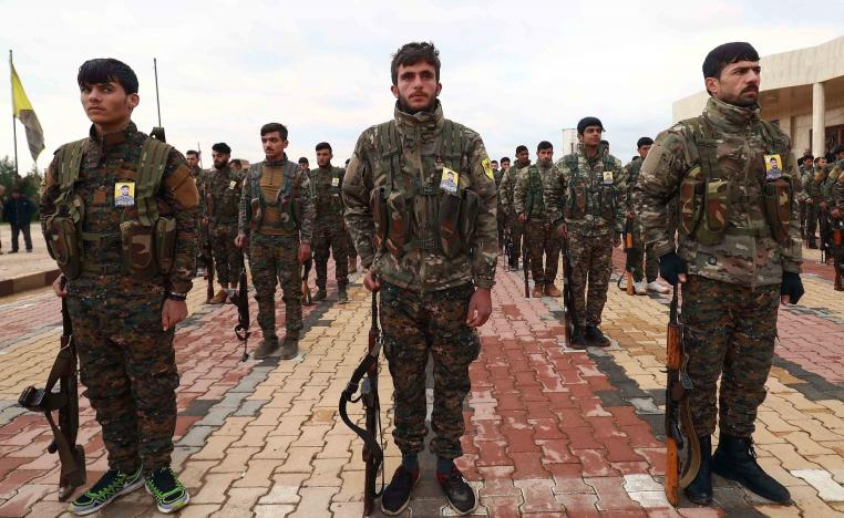 The fall of Baghouz follows the SDF's capture of the enclave's sole town of Hajin and the villages of Al-Shaafa and Sousa in recent weeks.