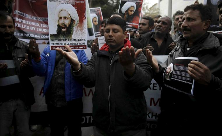 One of the leaders of the protest movement, Shiite cleric Nimr al-Nimr, was executed in 2016 on a terrorism indictment.