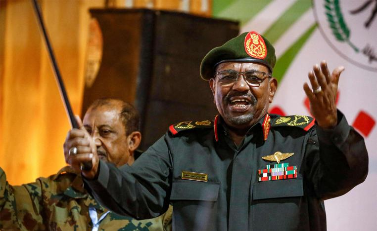 """Is Bashir's Bashir's """"kleptocratic and incompetent"""" rule coming to an end?"""