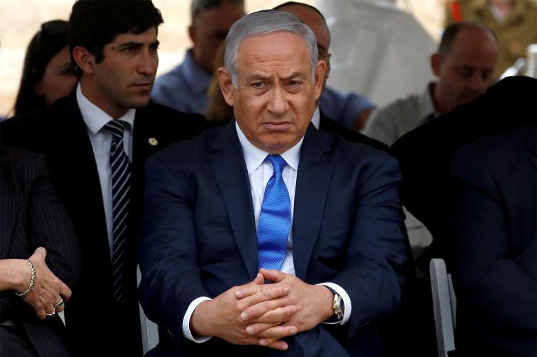 Israeli Prime Minister Benjamin Netanyahu battles to save his weakened ruling coalition