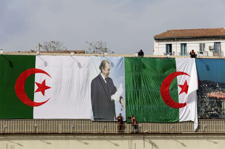 Bouteflika for a record fifth term?
