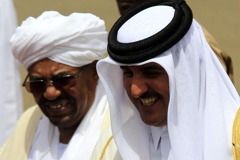Qatar and Sudan are long-term allies