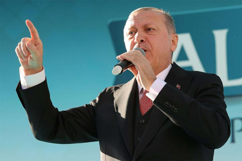 Erdogan revealed himself to be a failed strategist in almost every policy area