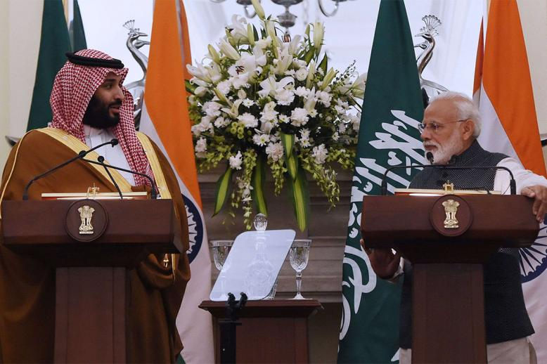 Prince Mohammed signed joint accords with Modi on industry and culture