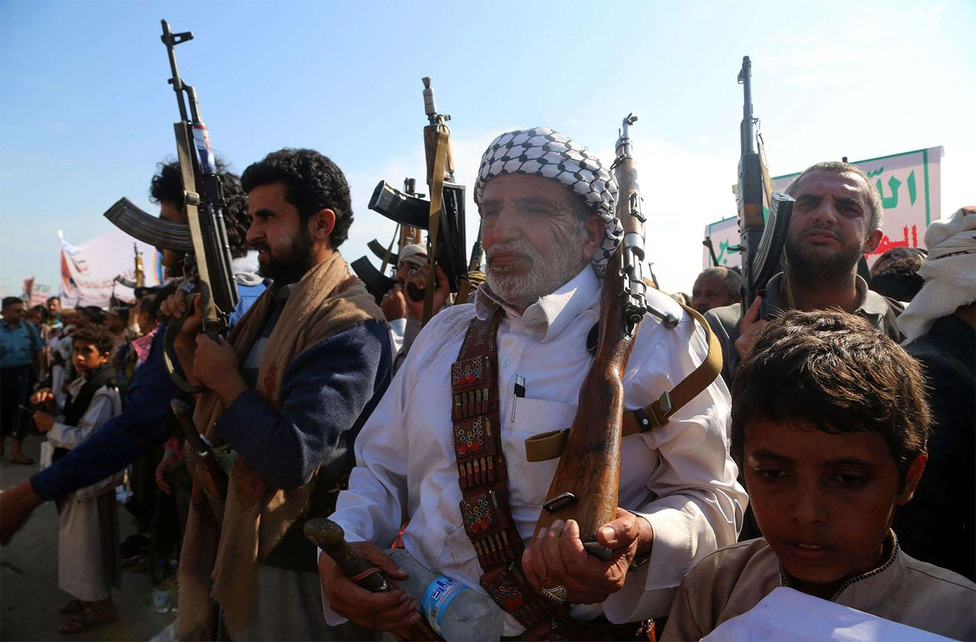 The rebels have controlled Hodeidah since 2014 when they overran the capital Sanaa