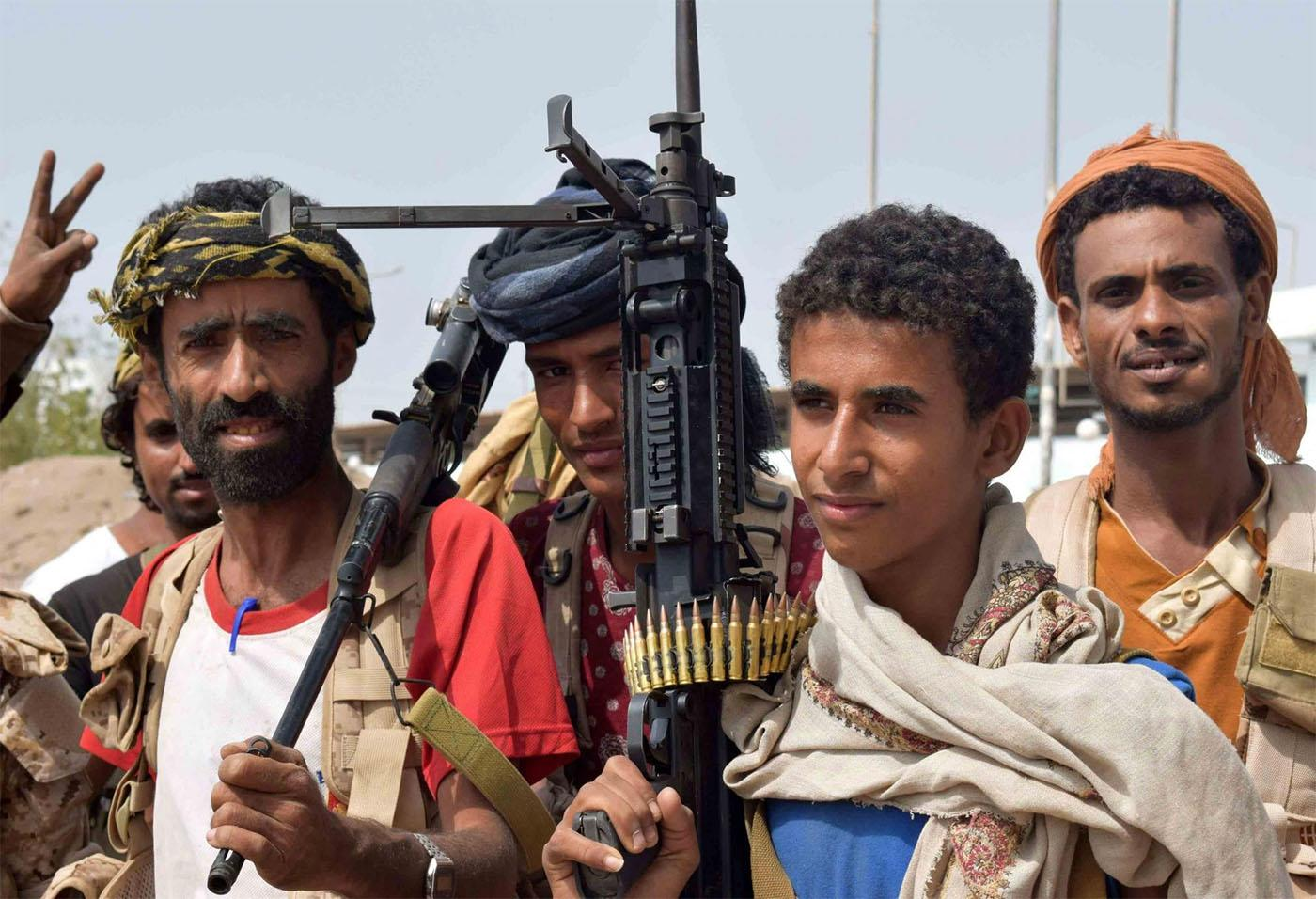 Huthi rebels are losing ground in the battle against Saudi-led forces in Yemen's port city of Hodeidah