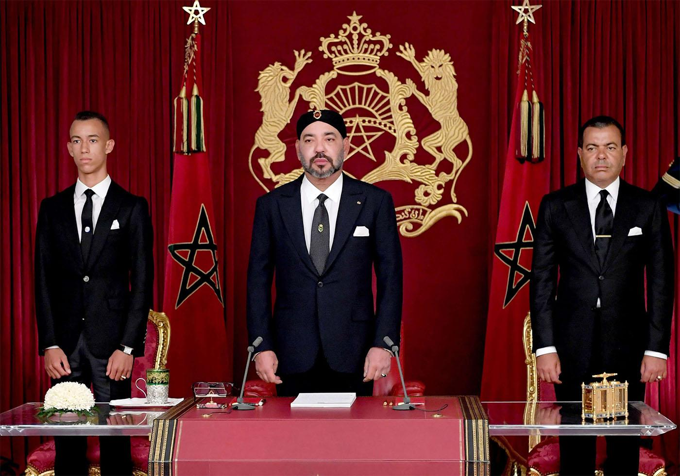 The monarch reiterated Morocco's unchanged position on Western Sahara
