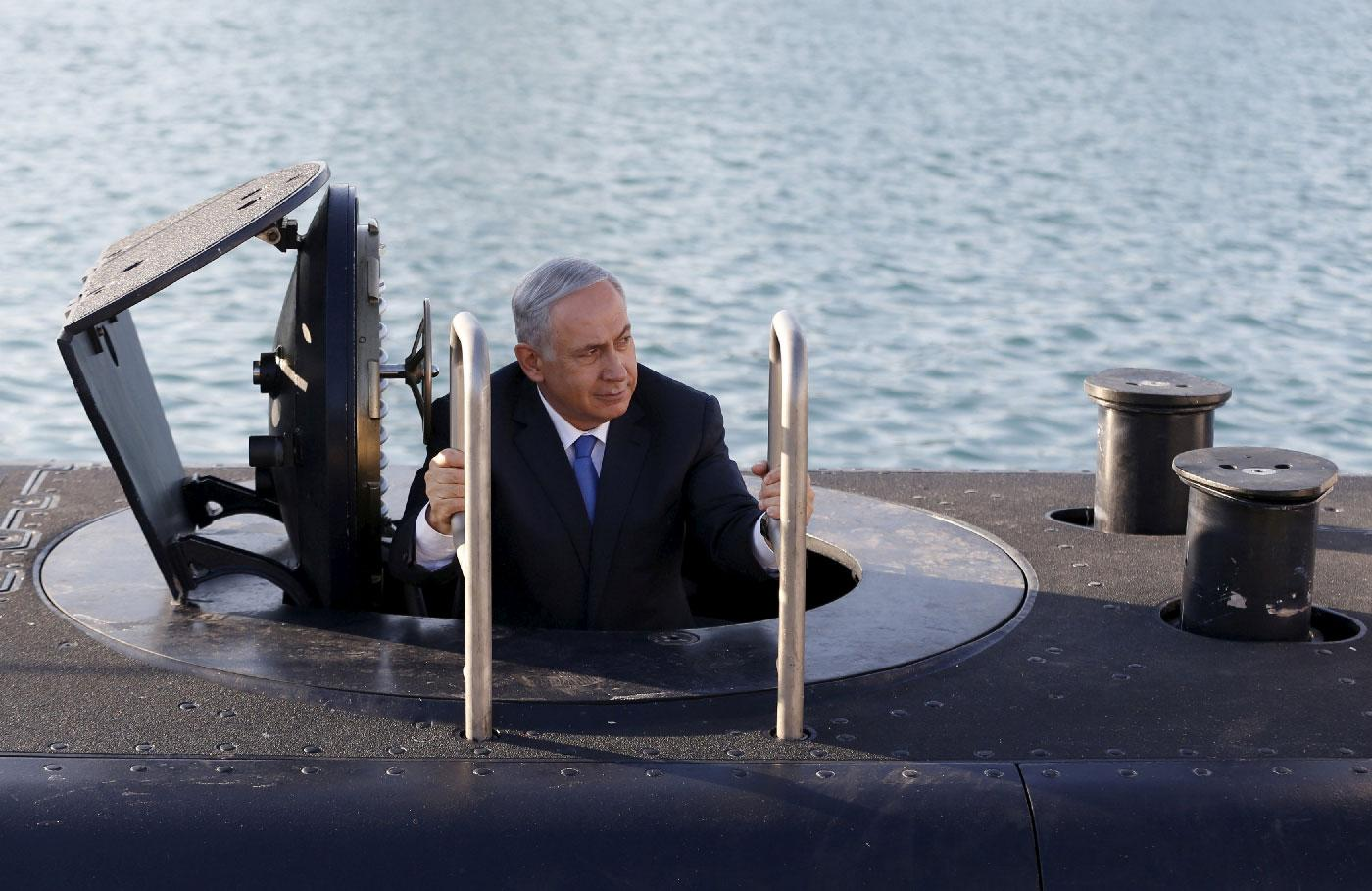 Long-running investigation centered on negotiations for Israel's purchase of submarines.
