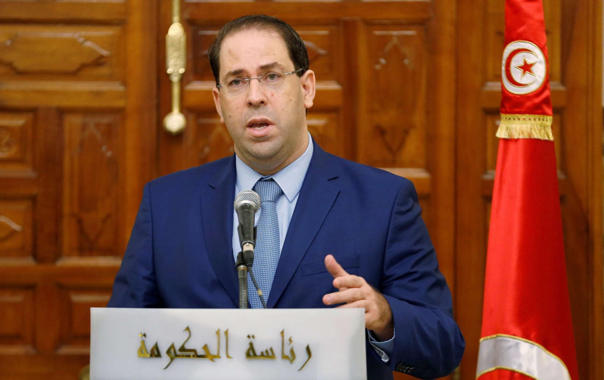 Prime Minister Youssef Chahed conceded that pay was an issue but added that any agreement must take into account the public finances.
