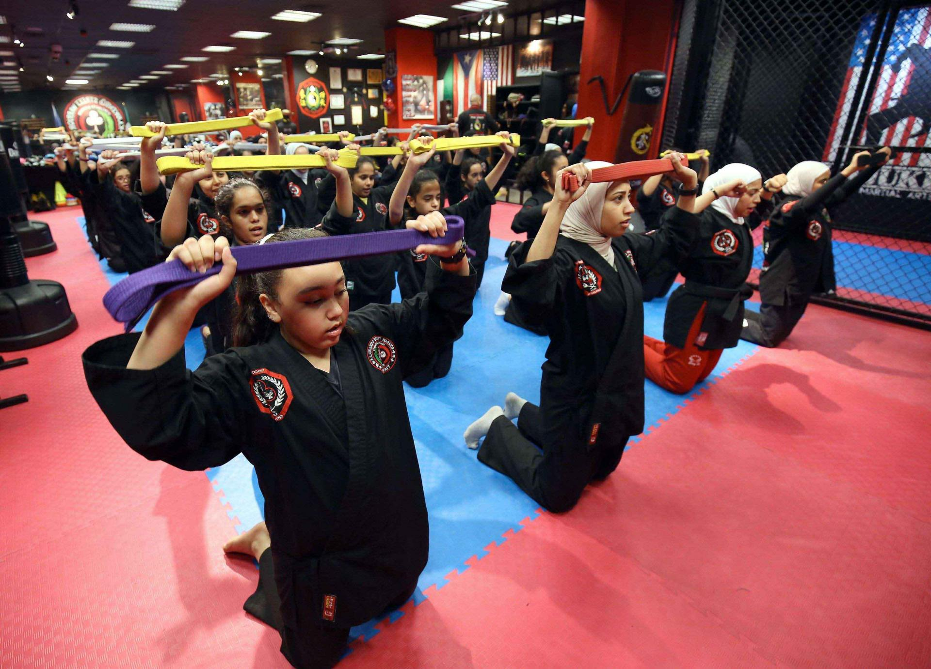In the rest of the Gulf, the sport of kajukenbo remains relatively unknown.