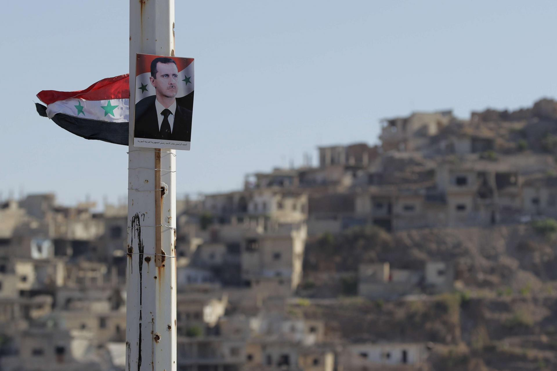 Syrian President Bashar Assad is a serial war criminal - but the US has talked with other leaders in that category.
