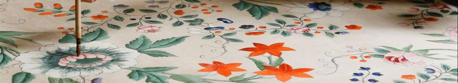 Conserving and Restoring The Drawing Room Wallpaper banner