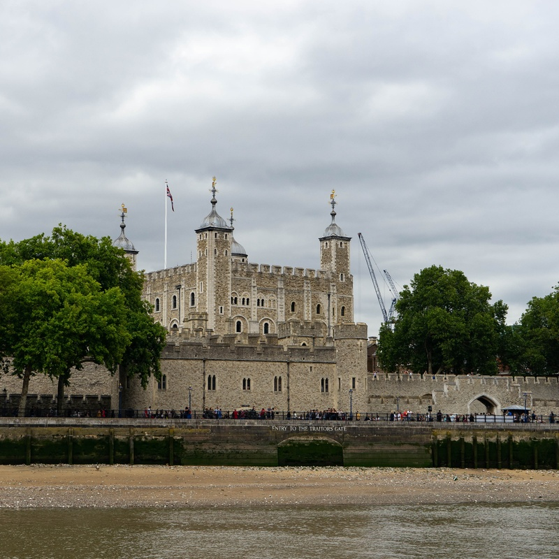 The Man in the Tower: How the Tower of London is tied to Merchant Taylors'
