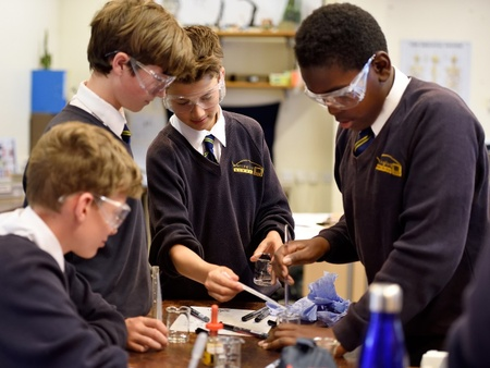 Merchant Taylors' Oxfordshire Academy Trust