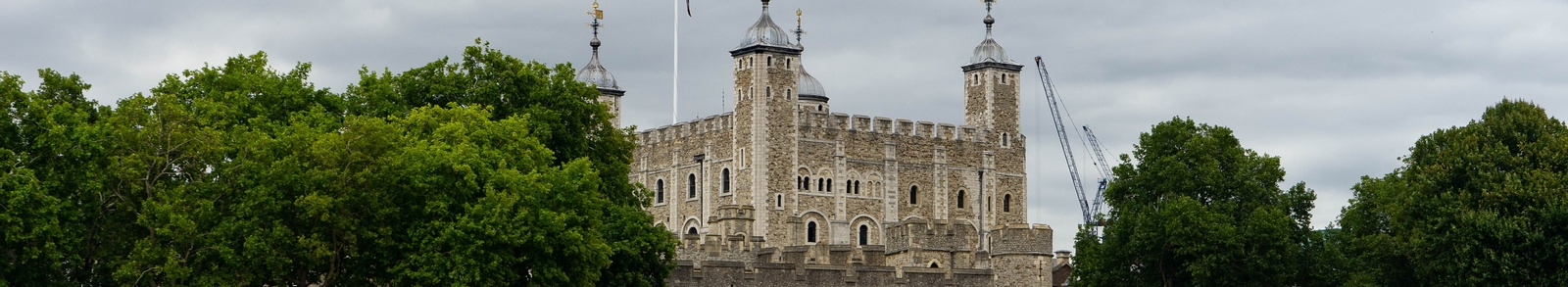 The Man in the Tower: How the Tower of London is tied to Merchant Taylors' banner