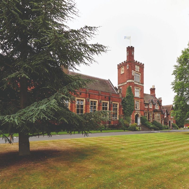 Expansion of Wolverhampton Grammar School