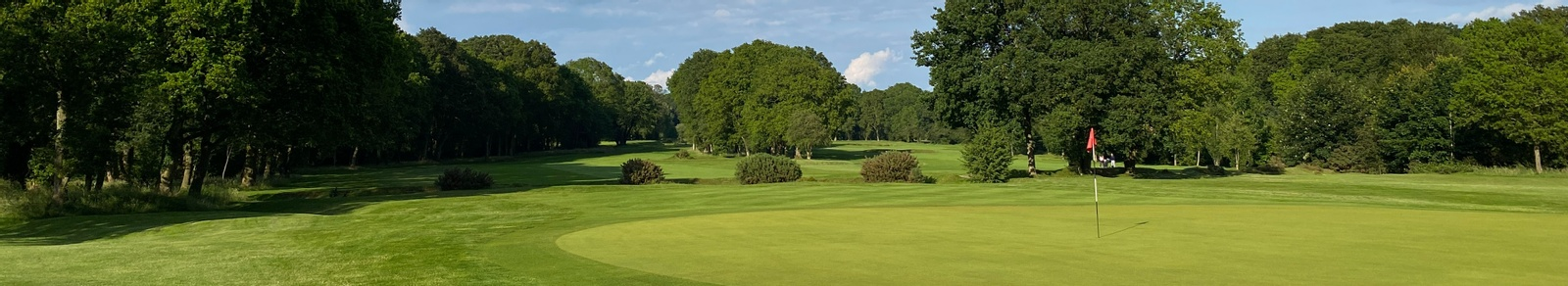 The Company Golf Day at Huntercombe banner