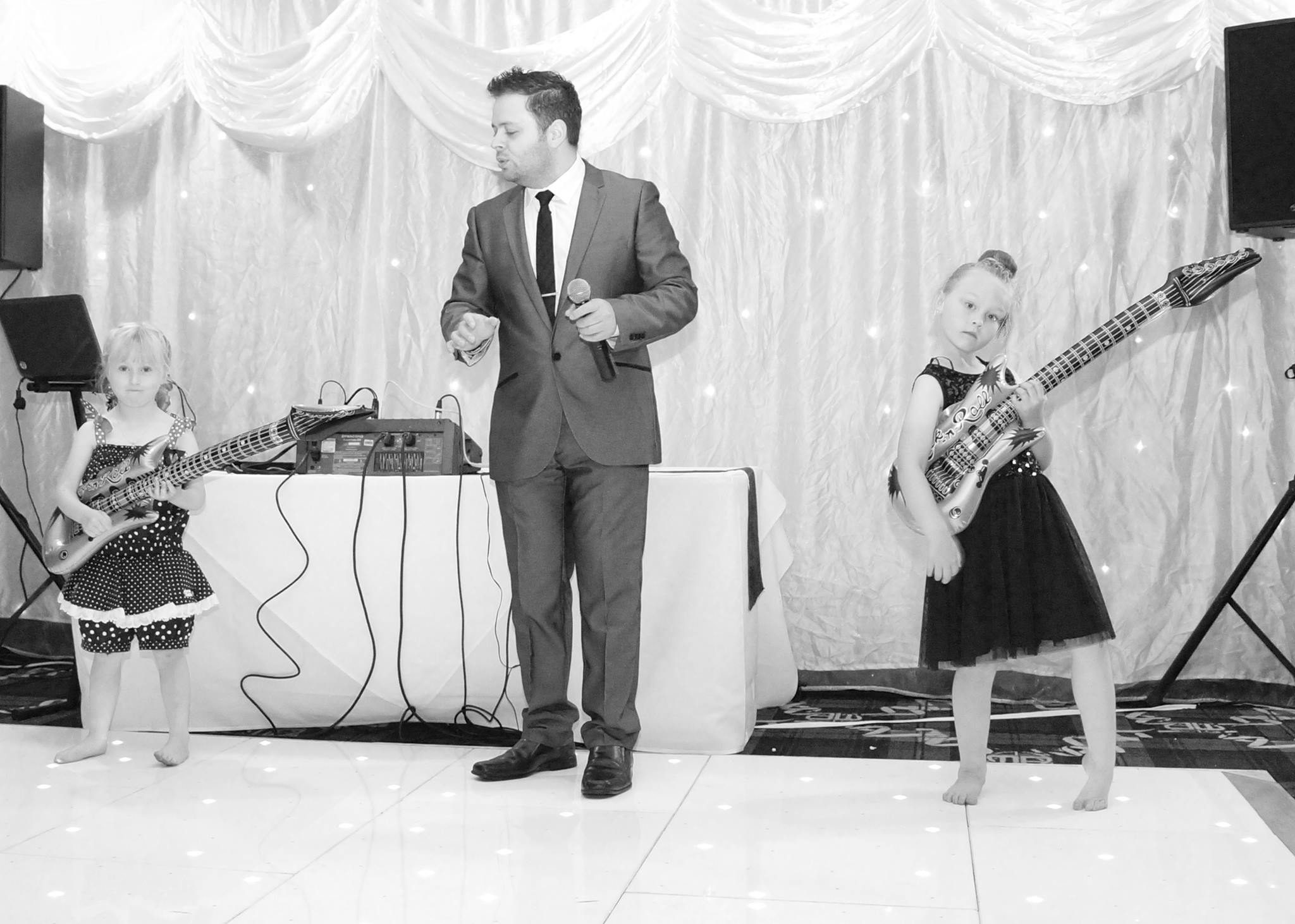 Michael Buble Wedding Singer