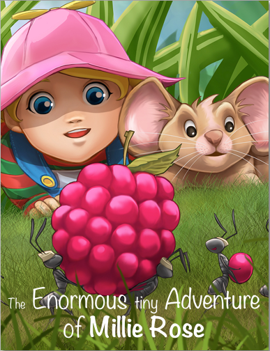 The Enormous tiny adventure of Millie Rose