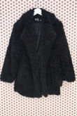 Black Teddy Coat-Copy