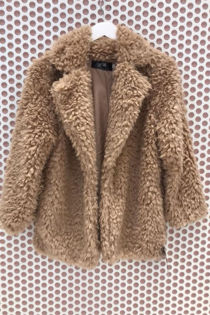 Brown Teddy Coat-Copy