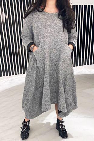 Heavy Italian Allsaints Style Dress