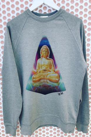 Grey Buddha Jumper