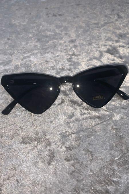 Miss Mills Small Cat Eye Sunglasses