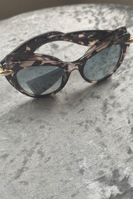Miss Mills Cat Eye Sunglasses