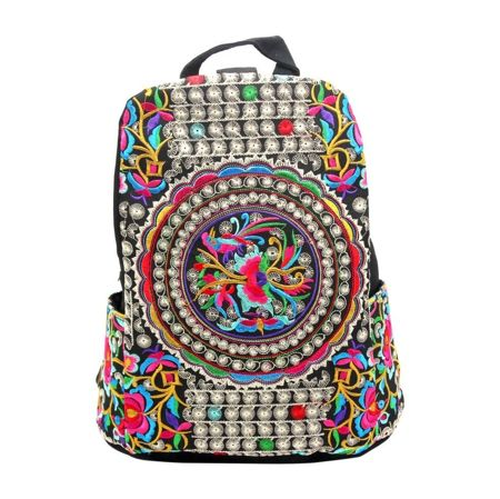 MISS MILLS FESTIVAL BACK PACK