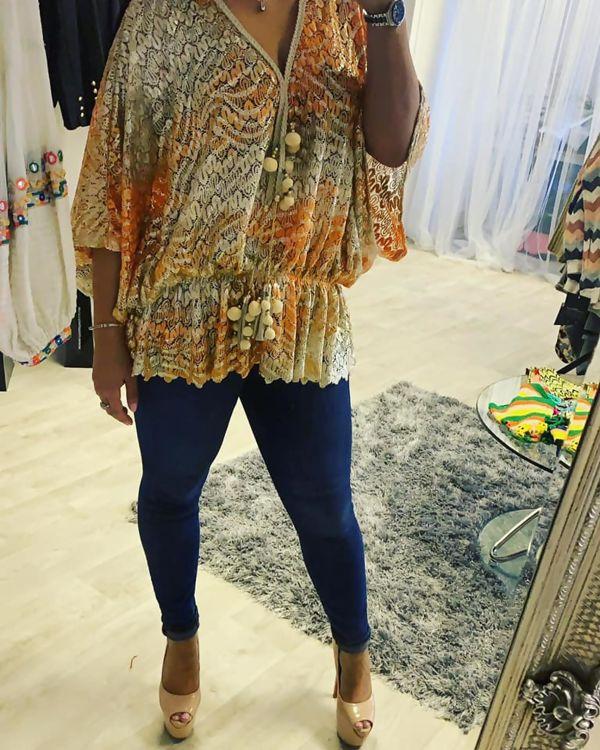 Missoni Style Short Suit