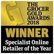 The Grocer Gold Awards 2018 - Specialist Online Retailer of the Year - Muscle Food