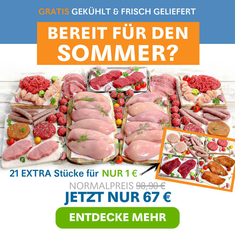 Die Sommer-Selection von Muscle Food